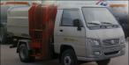 挂桶式垃圾车